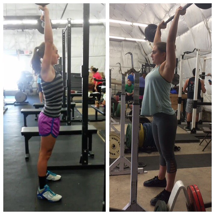 4 years of weightlifting